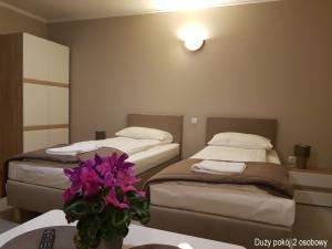 Duży pokój 2 osobowy