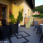 Gasthaus - taras