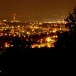 Bielsko nocą